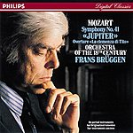 Orchestra Of The 18th Century Mozart: Symphony No.41; La Clemenza di Tito - Overture