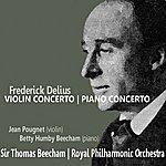 Sir Thomas Beecham Delius: Violin Concerto, Piano Concerto In C Minor