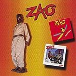 Zao Double Album De Zao : Moustique & Patron (Congo)