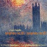 Sir Thomas Beecham Haydn: Symphony No. 101 In D, Symphony No. 102 In B-Flat