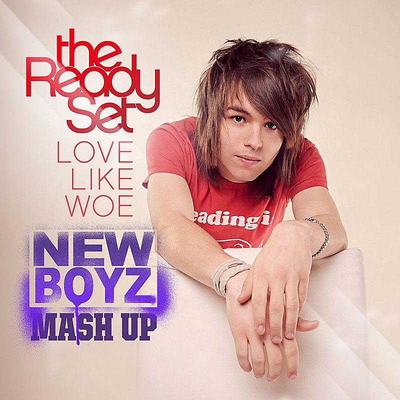 Cover Art: Love Like Woe (New Boyz Mash-Up)