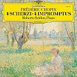 Roberto Szidon Chopin: Vier Scherzi / Vier Impromptus