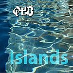 QED Islands