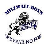 Sham 69 Millwall Boys