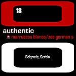 Authentic Marruecos Blanco, Zee German S
