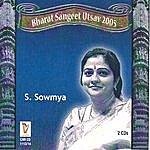 S. Sowmya Bharat Sangeet Utsav 2005 - Live In Concert, Nov 2005