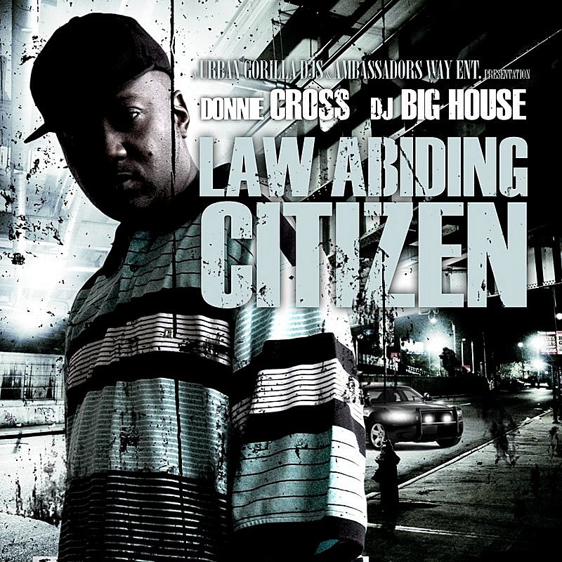 Cover Art: Law Abiding Citizen