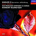 San Francisco Symphony Orchestra Mahler: Symphony No.2 (2 Cds)