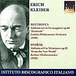 "Erich Kleiber Beethoven, L. Van: Symphony No. 6, ""pastoral"" / Dvorak, A.: Symphony No. 9, ""from The New World"""