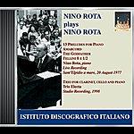 Nino Rota Rota: Nino Rota Plays Nino Rota