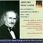 Arturo Toscanini Mozart, W.a.: Symphonies Nos. 5, 35, 40, 41 / Beeethoven, L. Van: Overtures (Gli Anni Della Maturita In America, Vol. 3) (Toscanini) (1929-1946)