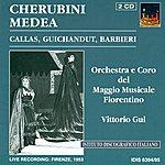 Maria Callas Cherubini, L.: Medea [Opera] (1953)