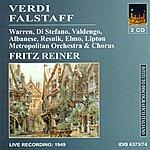 Fritz Reiner Verdi, G.: Falstaff [Opera] (Reiner) (1949)