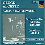 Maria Callas Gluck, C.w.: Alceste [Opera] (1954)