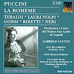 Renata Tebaldi Puccini, G.: Boheme (La) [Opera] (1954)