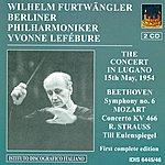 Berlin Philharmonic Orchestra Beethoven, L. Van: Symphony No. 6 / Mozart, W.a.: Piano Concerto No. 20 / Schubert, F.: Symphony No. 8