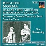 Maria Callas Bellini, V.: Norma [Opera] (Callas) (1955)