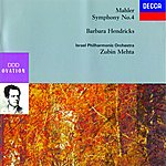 Israel Philharmonic Orchestra Mahler: Symphony No.4 In G