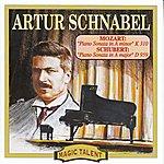 Artur Schnabel Mozart And Schubert: Piano Sonata