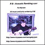 Rb Acoustic Rambling