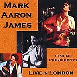 Mark Aaron James Simple Ingredients, Live In London