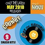 Off The Record May 2010: Country Smash Hits