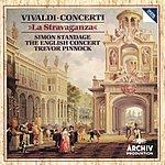 """Simon Standage Vivaldi: Concerti """"la Stravaganza"""" Op.4"""