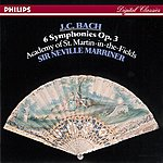Academy Of St. Martin-In-The-Fields Bach, J.c.: 6 Symphonies, Op.3