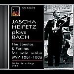 Jascha Heifetz Bach, J.s.: Violin Sonatas Nos 1-3 / Violin Partitas Nos. 1-3 (Heifetz) (1935, 1952)