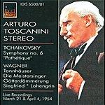 Arturo Toscanini Tchaikovsky, P.i.: Symphony No. 6 / Wagner, R.: Prelude To Lohengrin / Forest Murmurs / Dawn And Siegfried's Rhine Journey (Toscanini) (1954)