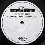 Low Pressure Babylon Big Time - Single