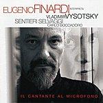 Eugenio Finardi Il Cantante Al Microfono