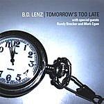 B.D. Lenz Tomorrow's Too Late