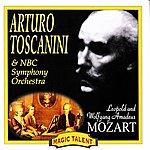Arturo Toscanini Leopold And Wolfgang Amadeus Mozart