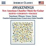 David Tanenbaum Awakenings: New American Chamber Music For Guitar