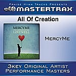 MercyMe All Of Creation [Performance Tracks]