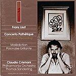 Thomas Sanderling Franz Liszt : Concerto Pathétique / Malédiction / Polonaise Brillante