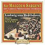 Artur Schnabel Ludwig Van Beethoven: Piano Concertos No. 3 & 4