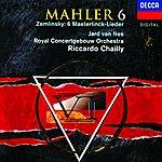 Royal Concertgebouw Orchestra Mahler: Symphonies Nos.6 & 10 /Zemlinsky: Six Songs (2 Cds)