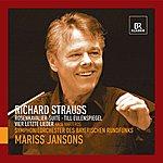 Mariss Jansons Strauss: Der Rosenkavalier Suite - Till Eulenspiegels Lustige Streiche - Vier Letzte Lieder