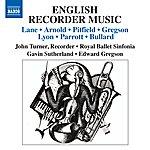 John Turner English Recorder Music