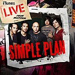 Simple Plan Itunes Live From Montreal - Ep