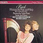 Irena Grafenauer Bach, J.s.: Sonatas & Partitas For Flute & Harp