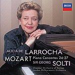 Alicia De Larrocha Mozart: Piano Concertos Nos.24-27