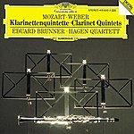 Hagen Quartett Mozart / Weber: Clarinet Quintets