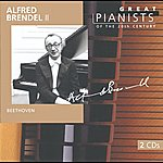 Alfred Brendel Beethoven: Great Pianists Of The 20th Century Vol.13 (2 CDs)