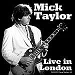 Mick Taylor Live In London