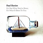 Paul Davies It's Not What You've Done, It's What It Does To You