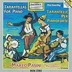 Marco Pasini Tarantelle Per Pianoforte (Tarantellas For Piano)
