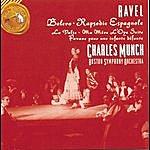 Charles Munch Ravel: Bolero / Rapsodie Espagnole / Pavan For A Dead Princess
